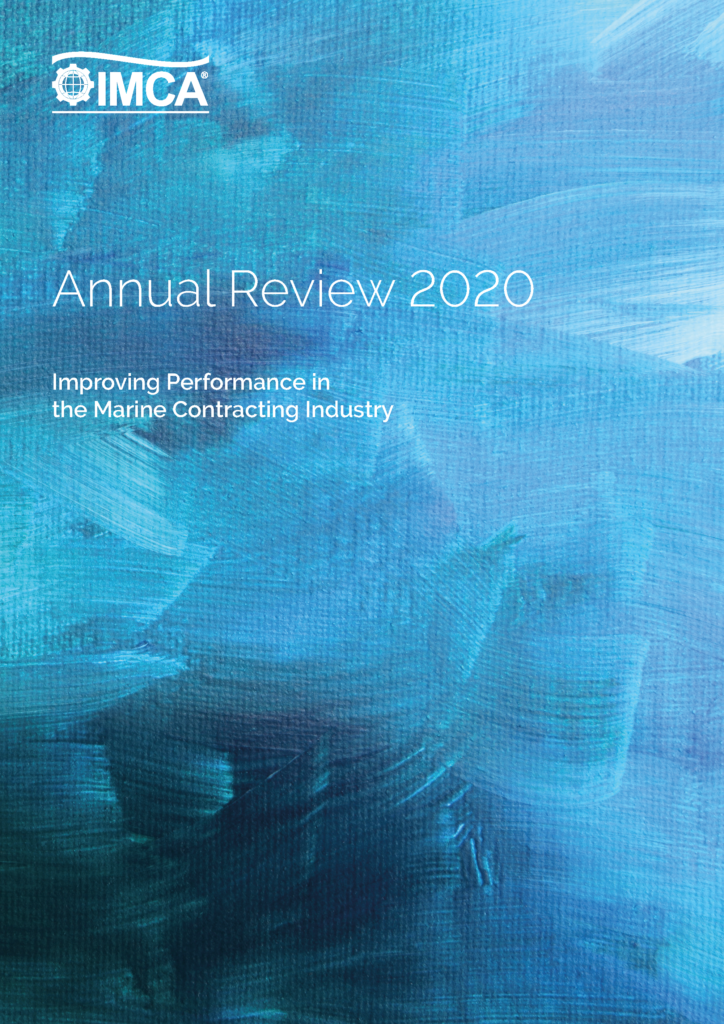 IMCA 2020 Annual Review